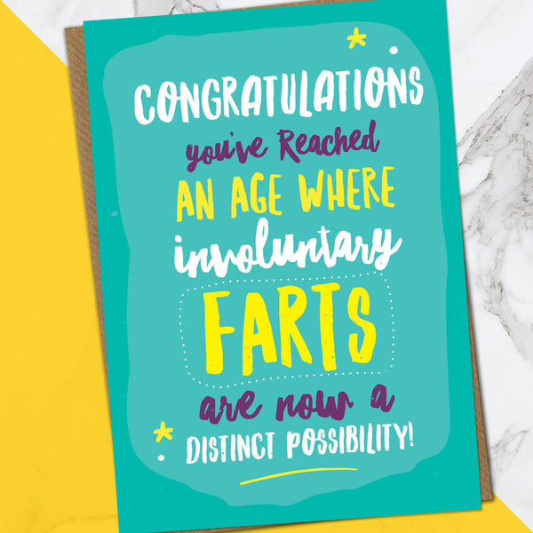 Farts (Pack Of 6)