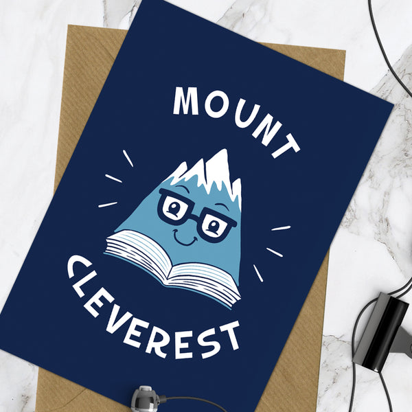 Mount Cleverest (Pack Of 6)