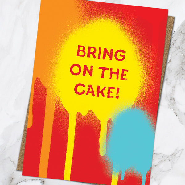 Bring On Cake (Pack Of 6)