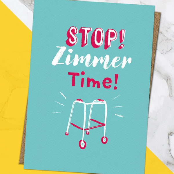 Stop Zimmer Time (Pack Of 6)