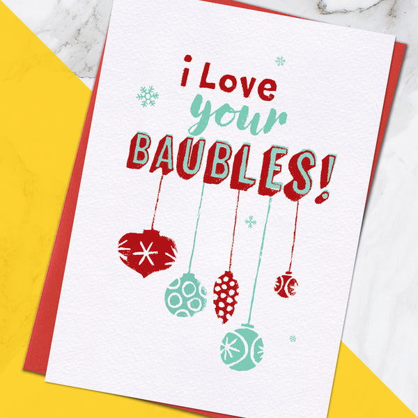 Love Your baubles