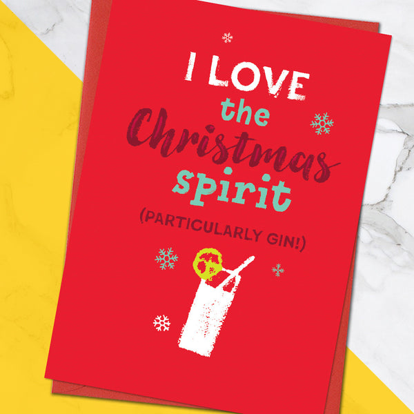 Christmas Spirit (Pack Of 6)
