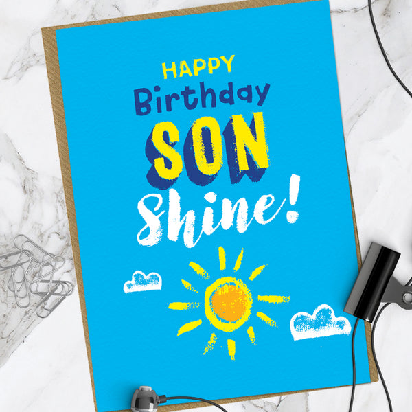 Son Shine (Pack Of 6)