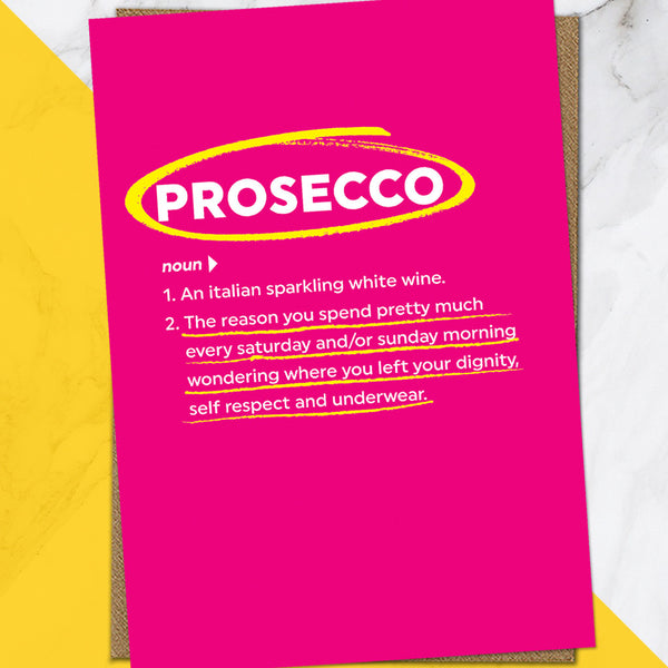 Prosecco (Pack Of 6)