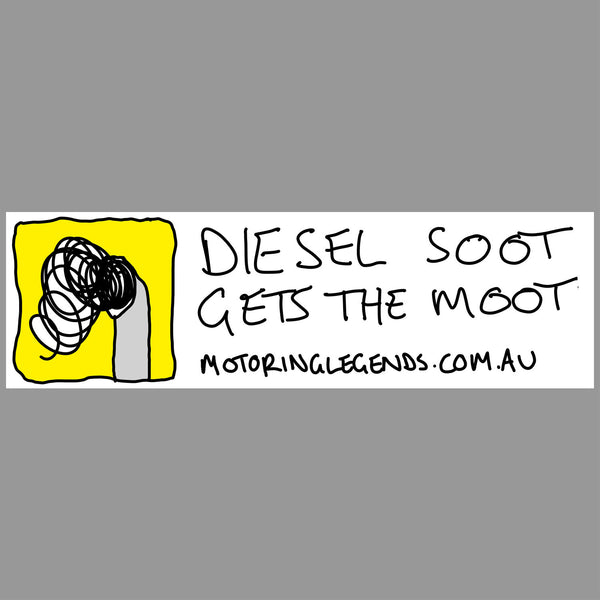 Diesel Soot Gets The Moot