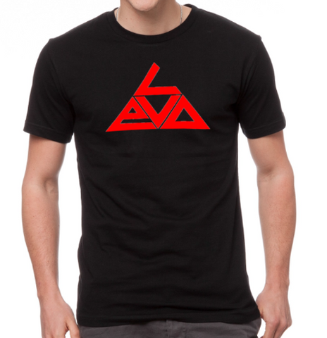 Black Levo T-shirt