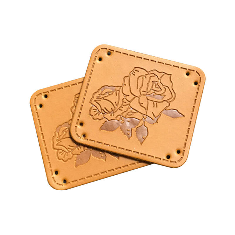 Custom Leather Patches | Leather Patches | Custom Logo Patches | Bulk Logo Patches