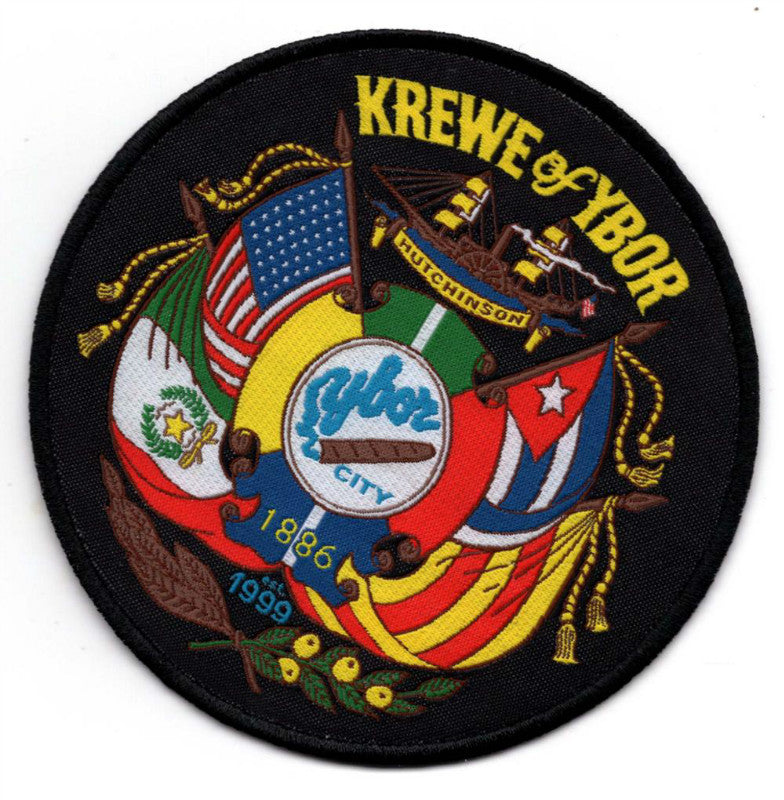 Custom Embroidered Patches 50% Embroidery