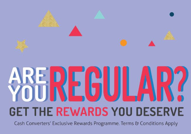 Cash Converters Reward Programme: Get The Rewards You Deserve!