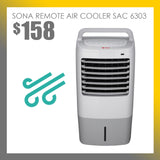 HOT SIAH: Kallang Bahru SONA REMOTE AIR COOLER $159
