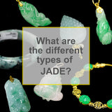 What Are Grades Of Jade & Some Of The Popular Jade Craving Meanings