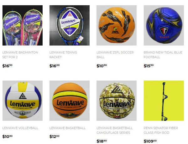 Shop for sports item at cash converters