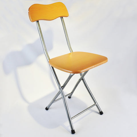 FOLDABLE RECT BACK REST CHAIR (Selected Stores)