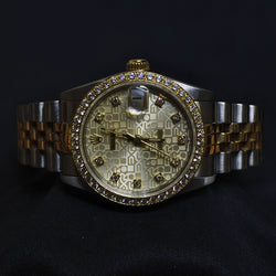 Gold Jubilee Dial Rolax Watch (Kallang Bahru)