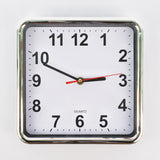 SQUARE GLOSSY WALL CLOCK (Selected Stores)