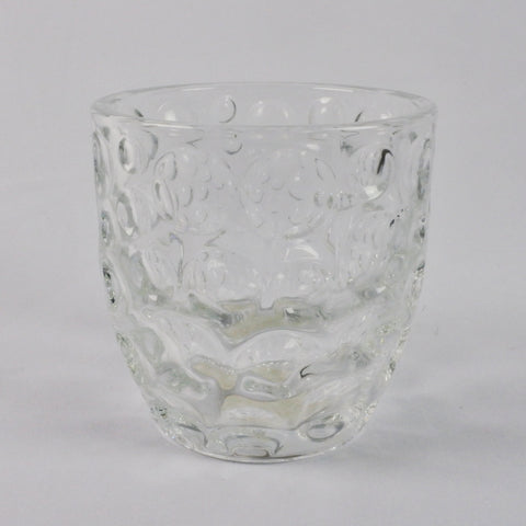 GLASS DIMPLE VASE (Selected Stores)