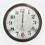 ROUND WORLD WALL CLOCK (Selected Stores)