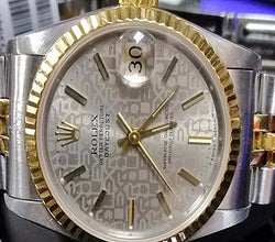 ROLEX HALF GOLD MID SIZE WATCH (68273) - (Kallang Bahru)