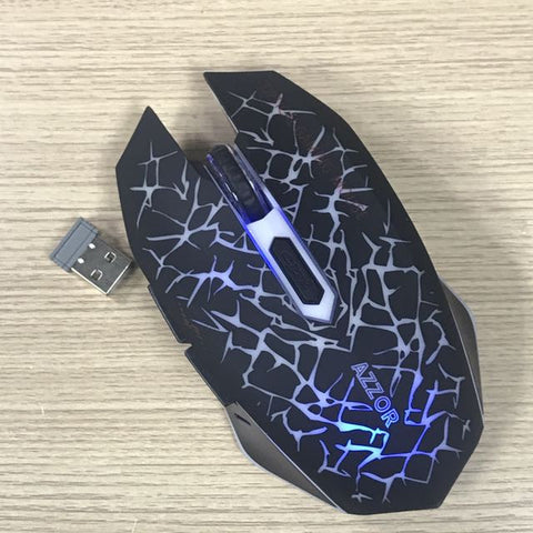 AZZOR WIRELESS GAMING MOUSE