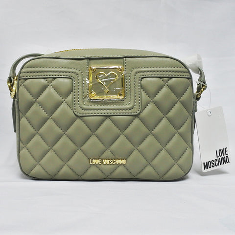 Love Moschino Grey Ladies Bag (Toa Payoh)