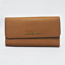 Michael Kors Brown Wallet (Toa Payoh)