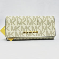 Michael Kors White Wallet (Toa Payoh)