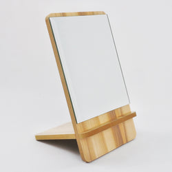 WOOD TABLE MIRROR (Selected Stores)