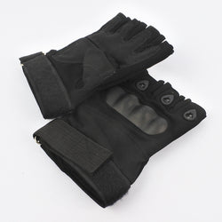 FINGERLESS GLOVE W/PADDED KNUCKLES (Selected Stores)