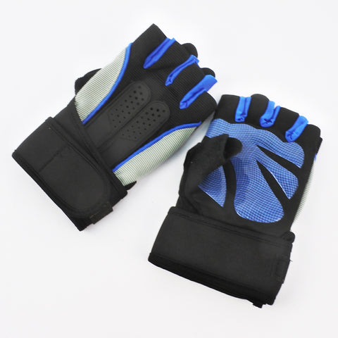 FINGERLESS GLOVES WITH GEL GRIP (Selected Stores)