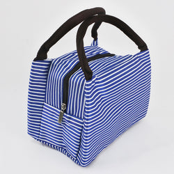 STRIPES LUNCH TOTE BAG (Selected Stores)