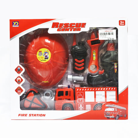 Fire Station Toy Set (Selected Stores)