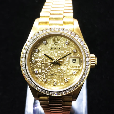 Rolex Ladies Watch (JURONG)