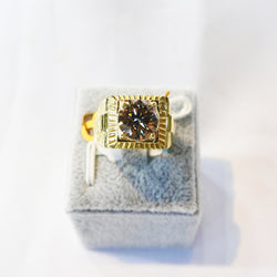 18k Yellow Gold Ring  (Ang Mo Kio)