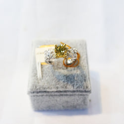 18k White Gold Ring  (Ang Mo Kio)