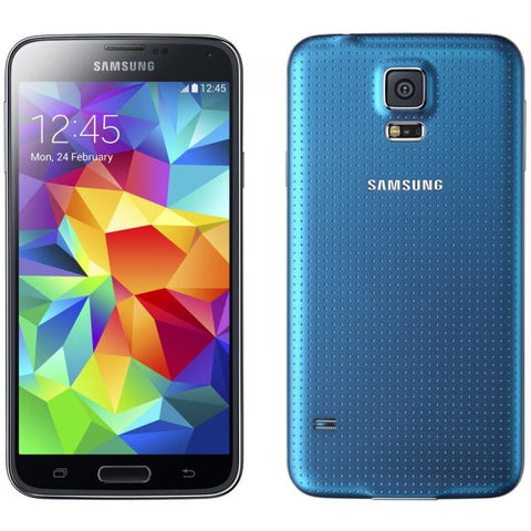 ONLY AVAILABLE AT OUR TAMPINES OUTLET - SAMSUNG GALAXY S5 HANDPHONE
