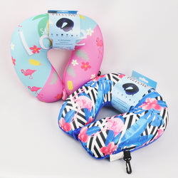 FLAMINGO DESIGN NECK PILLOW (Selected Stores)
