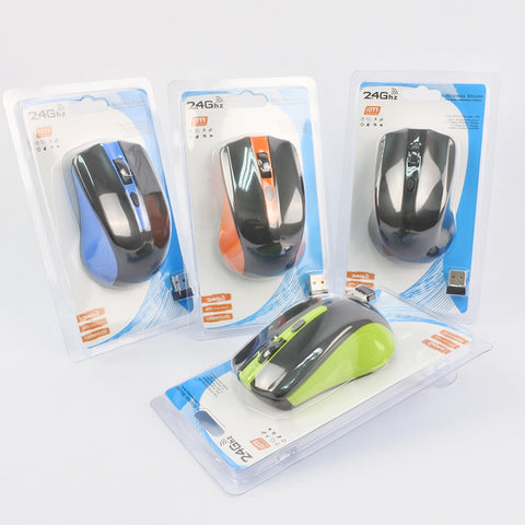 2.4GHZ WIRELESS MOUSE (Selected Stores)