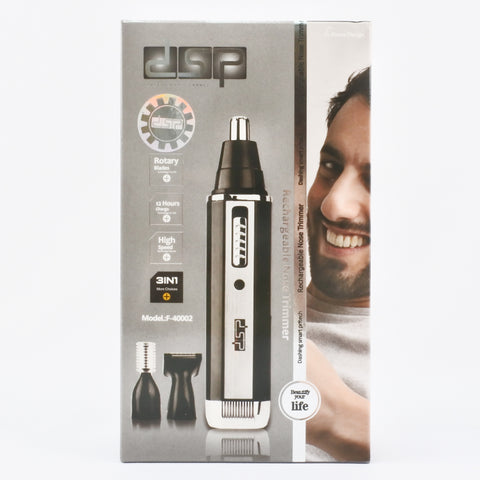 DSP NOSE TRIMMER RECHARGEABLE (Selected Stores)