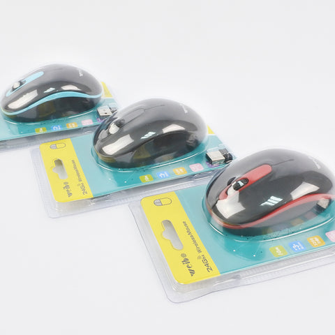 WEIBO WIRELESS ROUNDED COMPUTER MOUSE (Selected Stores)