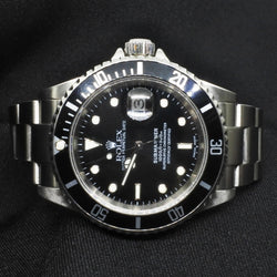 Rolex Black Dial Mens Watch (Toa Payoh)