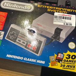NINTENDO Classic Mini Entertainment System (Kallang Bahru)