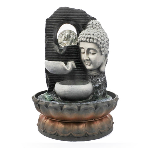 BUDDHA HEAD WATER FOUNTAIN (Selected Stores)