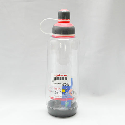 Screw Top Water Bottle (Toa Payoh)