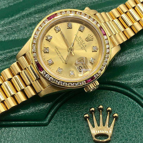 ROLEX LADIES 69178 WATCH (Kallang Bahru)