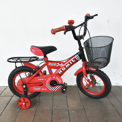 HGMIL Kids Red Bicycle (Tampines)