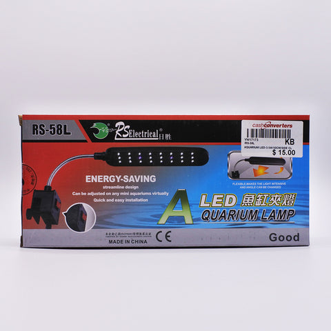 LED Aquarium Lamp (Kallang Bahru)