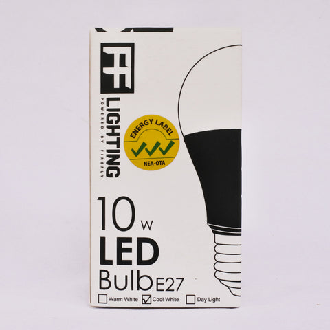 FF Lighting 10W LED Cool White Bulb (Toa Payoh)
