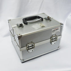 Large Silver Make Up Box (Jurong)