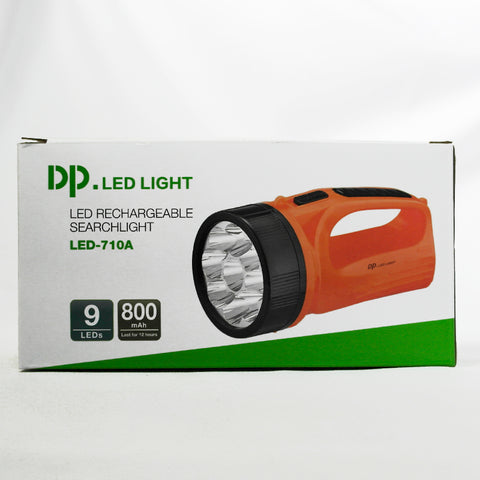 DP LED-710A Rechargable Searchlight (Tampines)