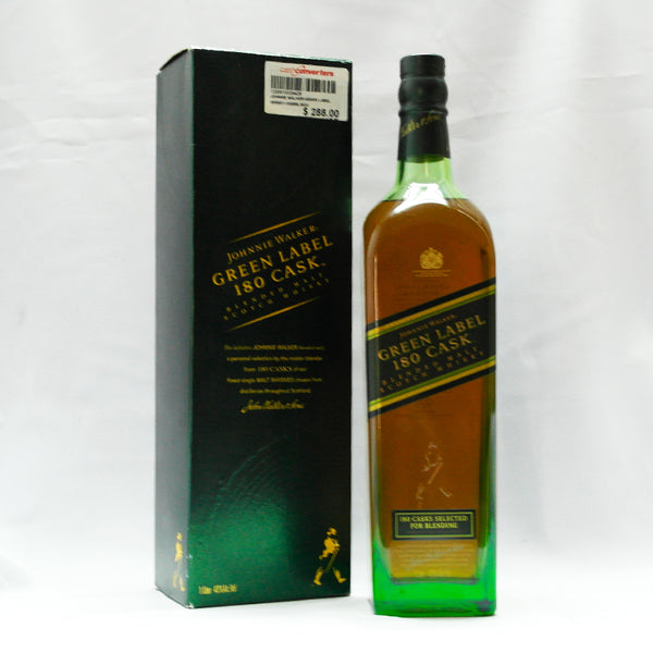 Johnie Walker Green Label Whisky 1000ml (Toa Payoh)